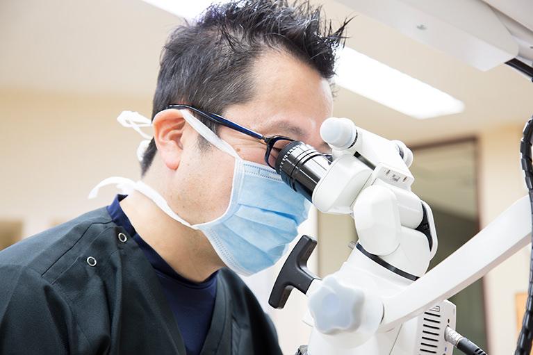 マイクロスコープ(歯科用顕微鏡)