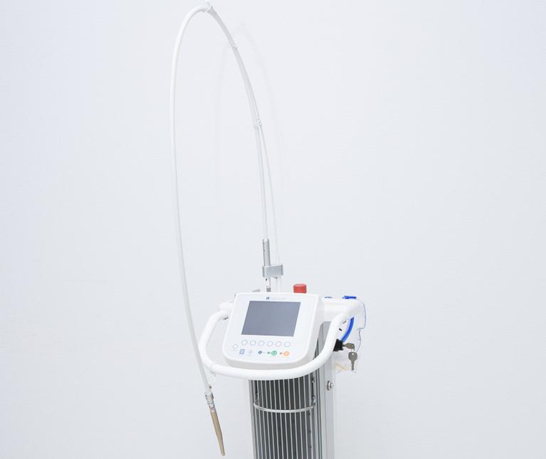 レーザー治療器