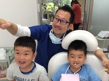 お子さんをむし歯から守るために